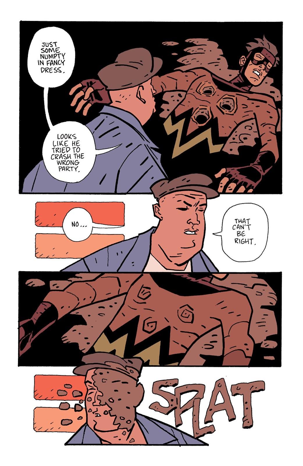 Mudman Issue #2 #2 - English 17