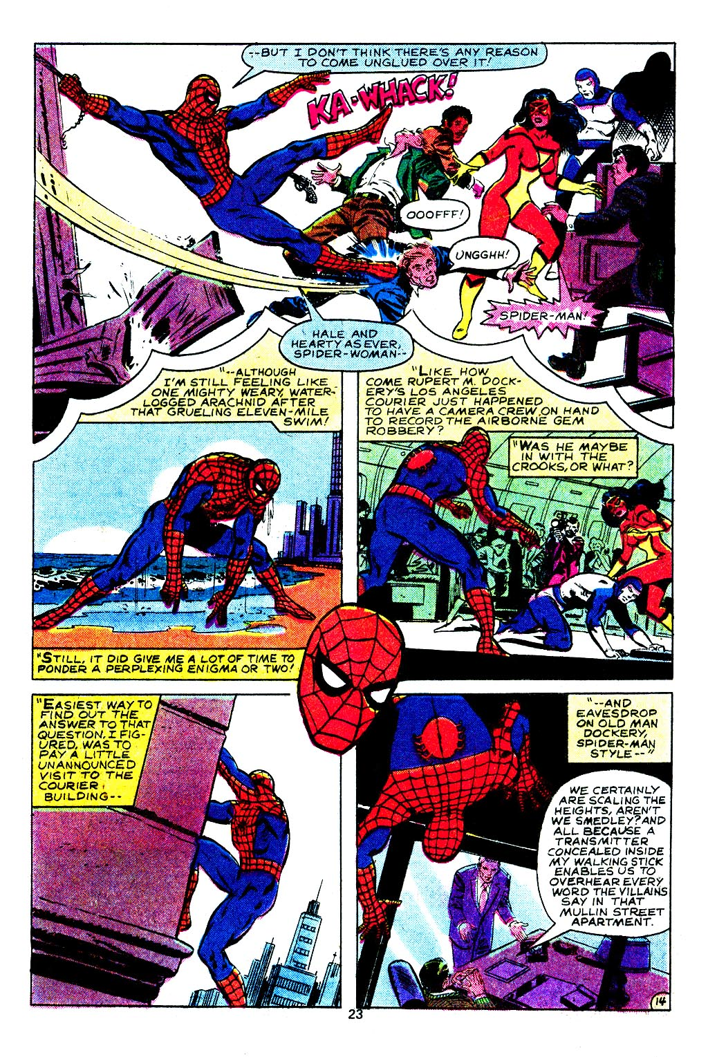 Spider-Woman (1978) Issue #29 #29 - English 15