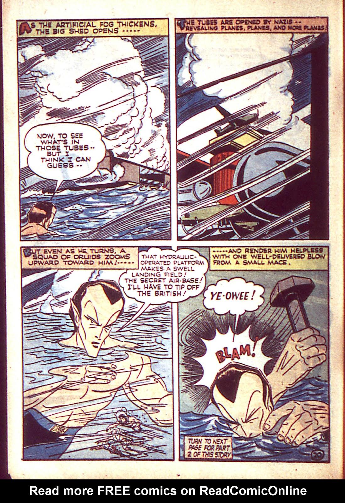 Sub-Mariner Comics Issue #3 #3 - English 23