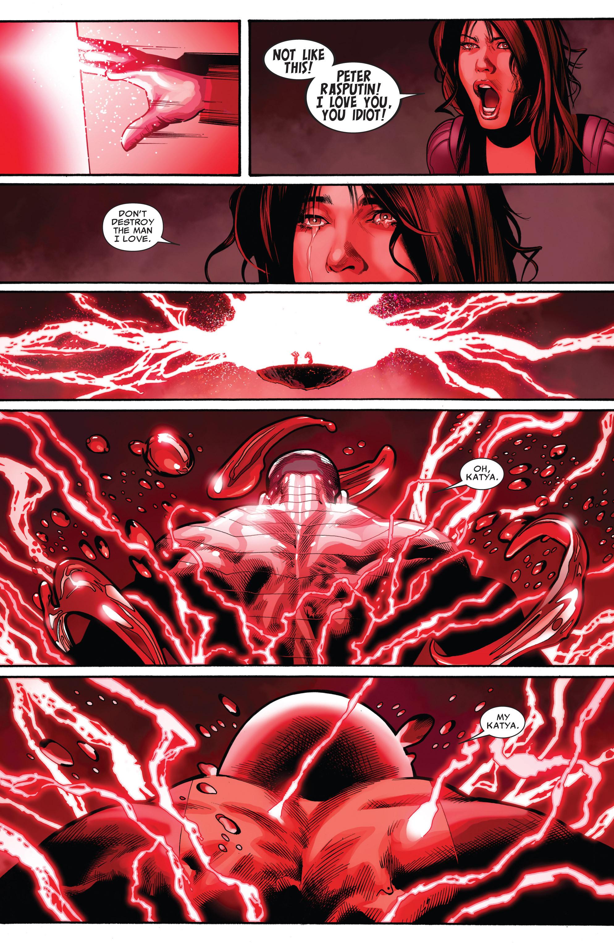 Uncanny X-Men (1963) 542 Page 20