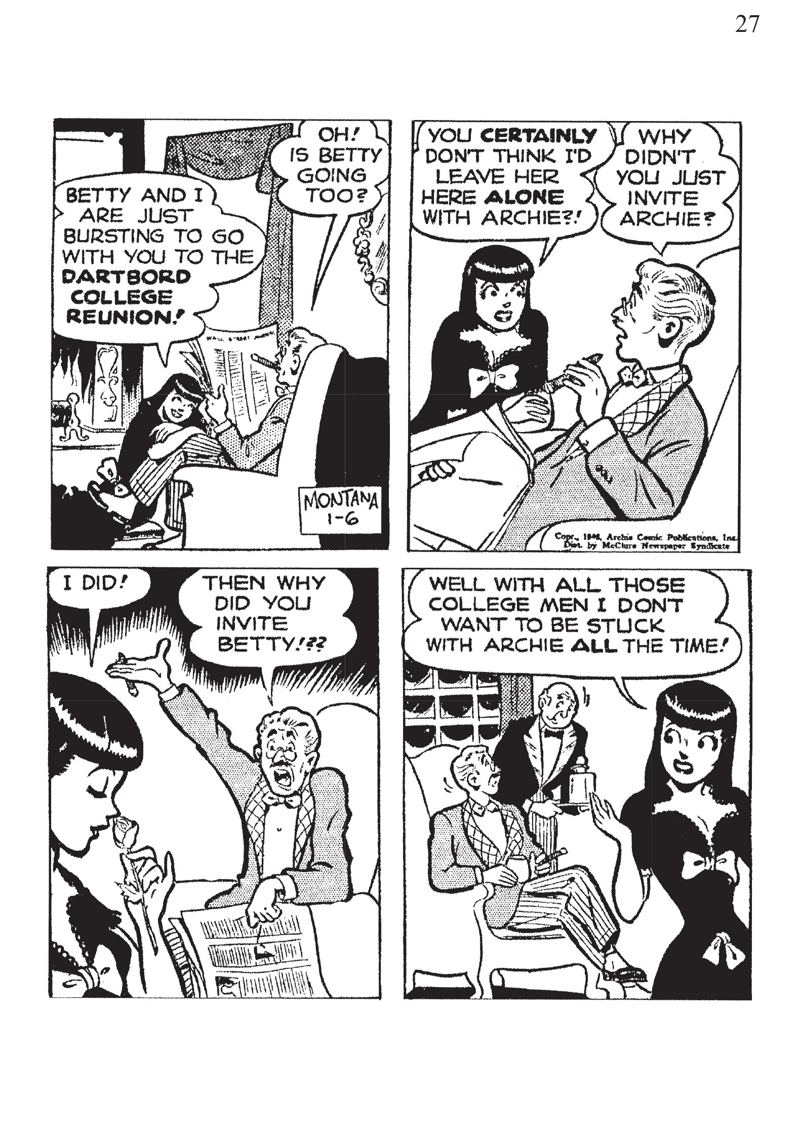 Read online The Best of Archie Comics comic -  Issue # TPB 1 (Part 1) - 26
