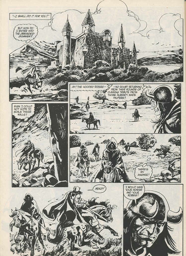 The Savage Sword Of Conan Issue #189 #190 - English 28