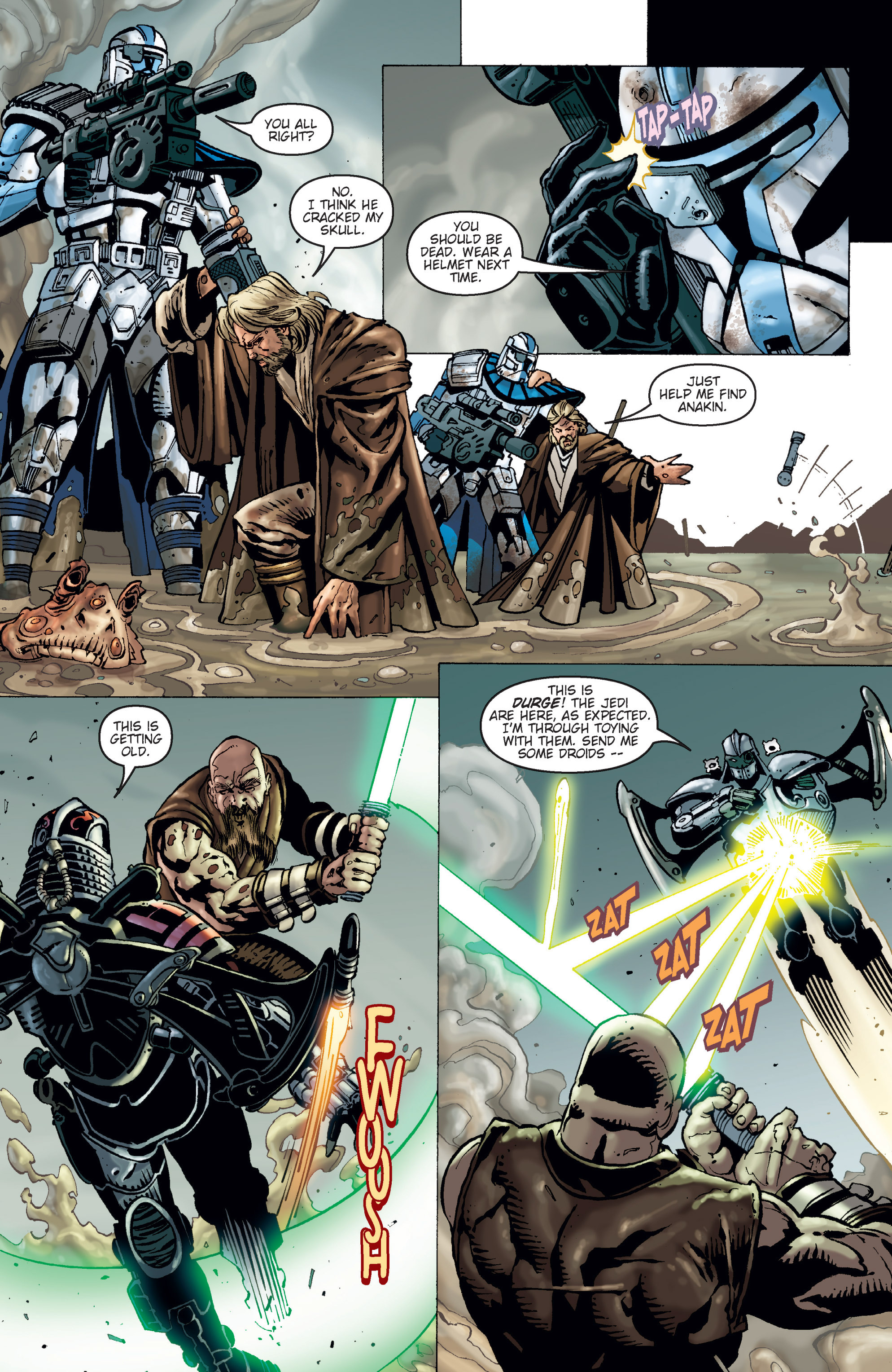 Star Wars Legends Epic Collection: The Clone Wars chap 1 pic 114