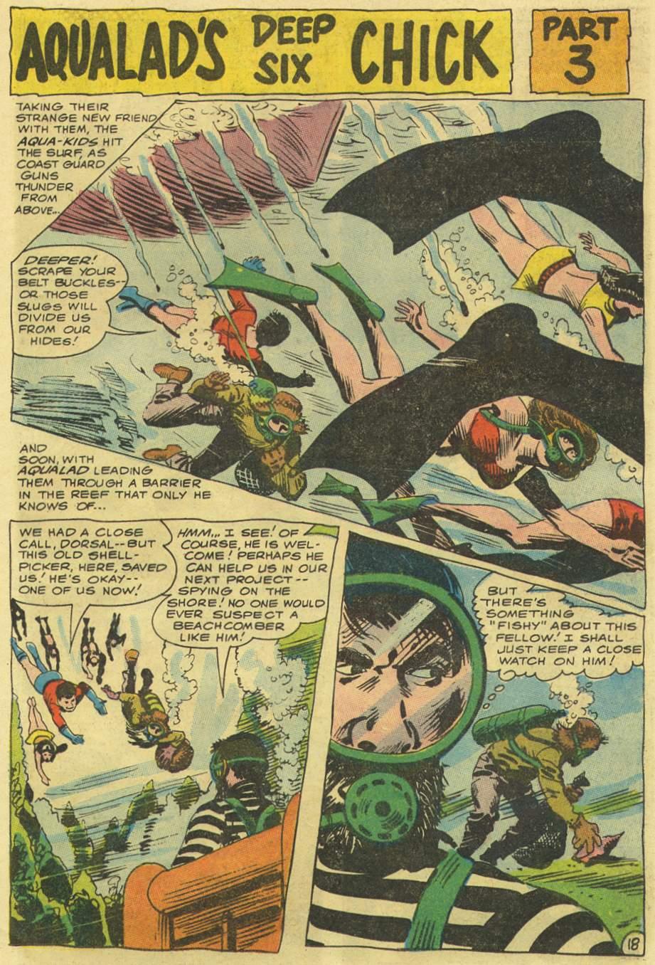 Aquaman (1962) Issue #33 #33 - English 25