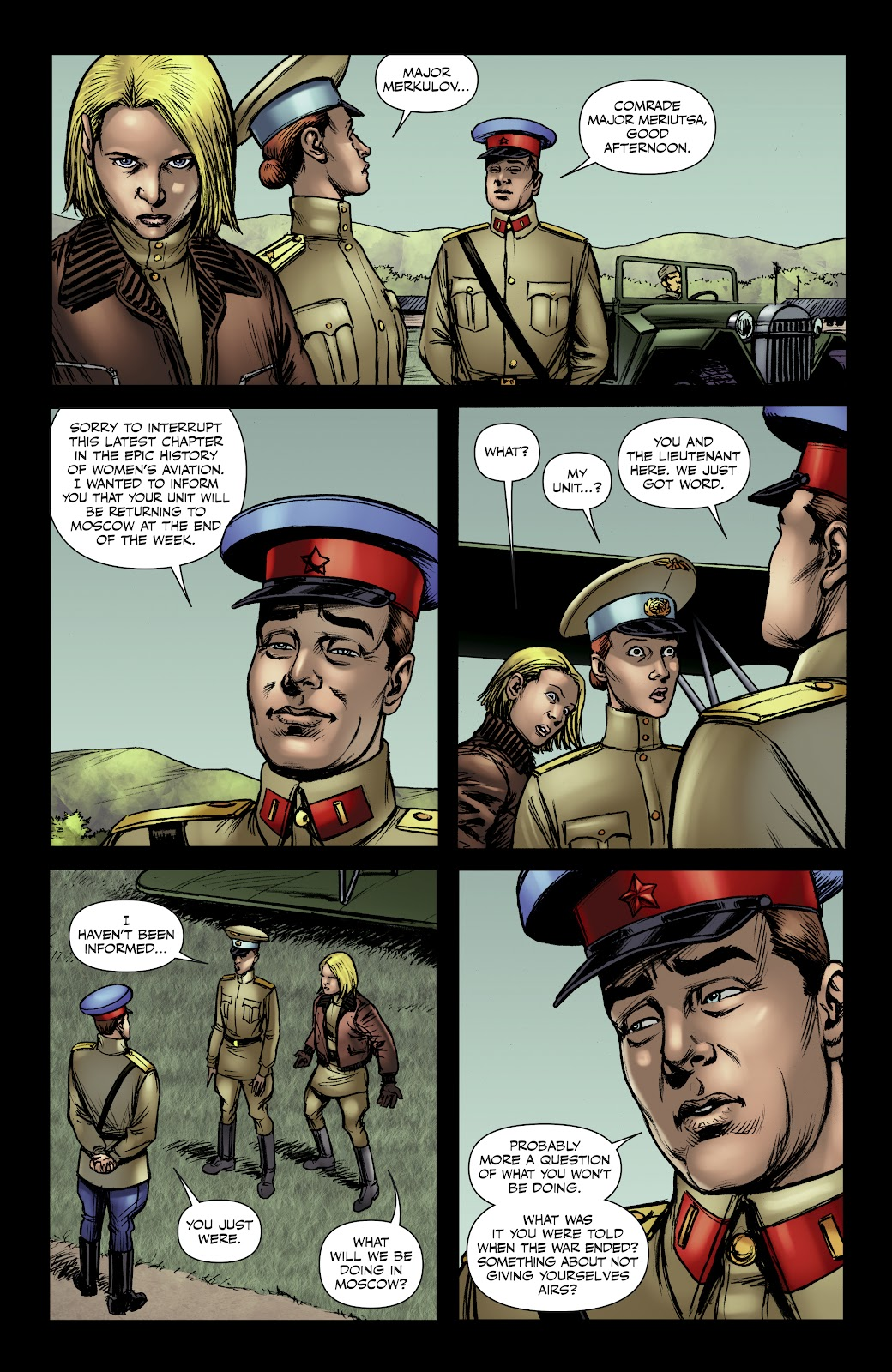 Battlefields TPB 2 #2 - English 42