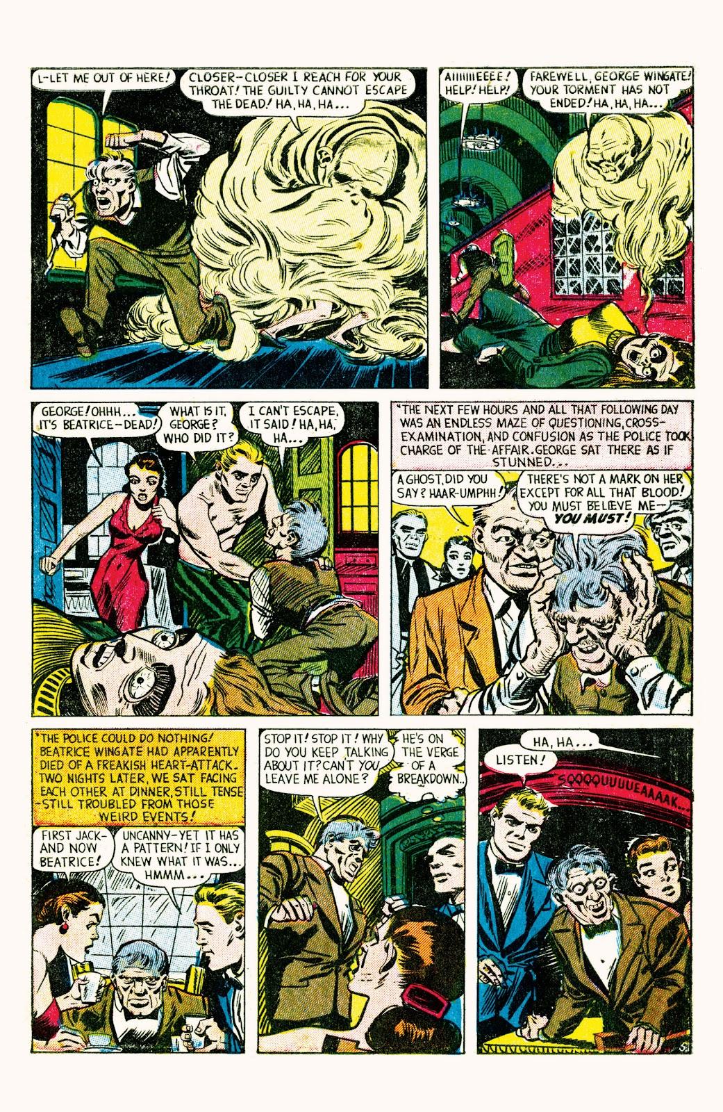 Haunted Horror Issue #4 #4 - English 37
