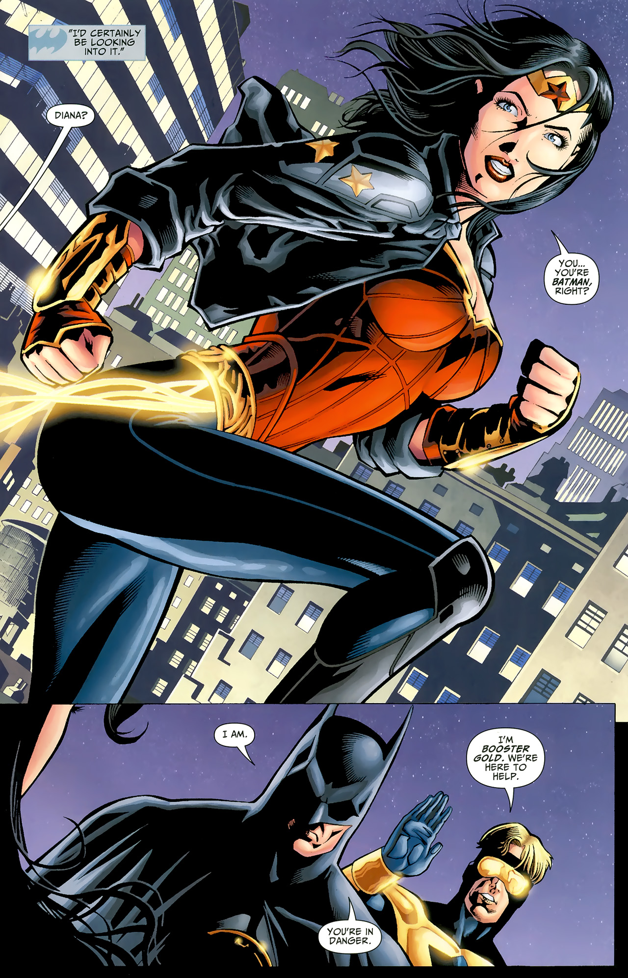 Read online Justice League: Generation Lost comic -  Issue #22 - 16