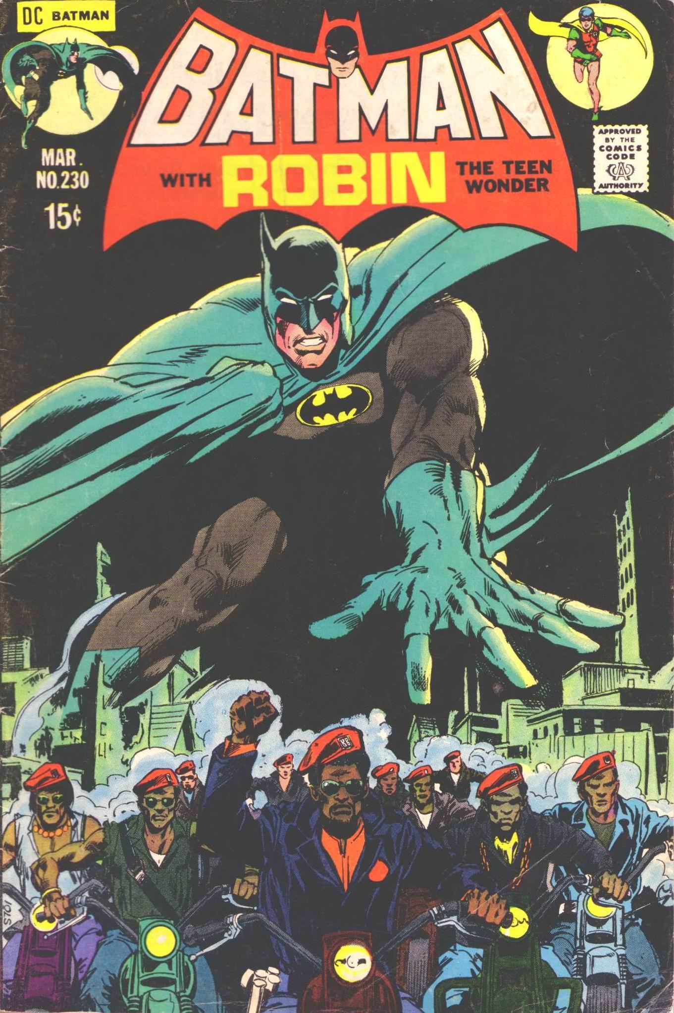 Batman (1940) 230 Page 1