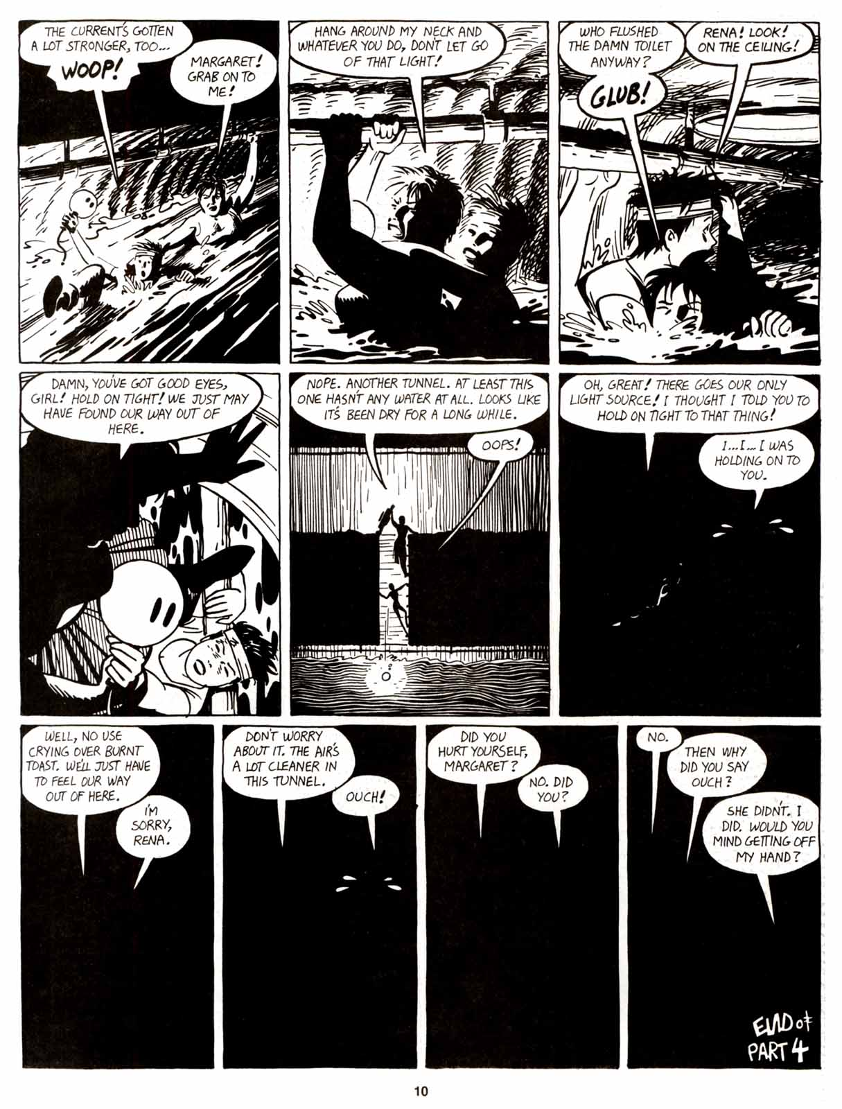 Love and Rockets (1982) Issue #9 #8 - English 12