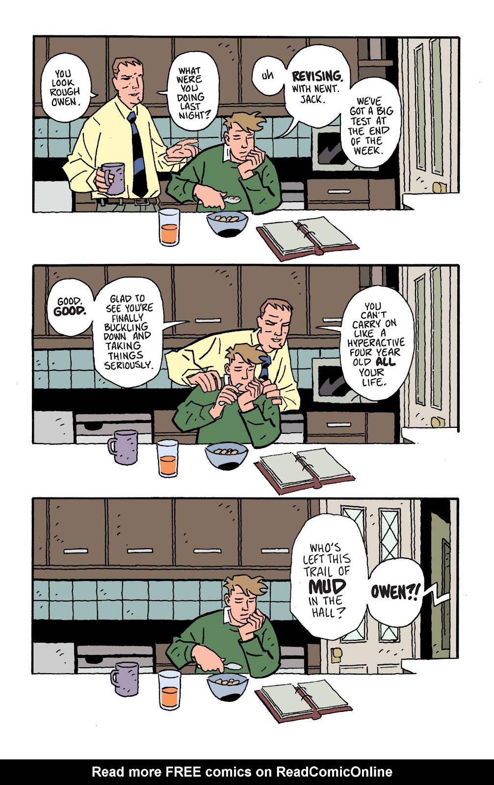 Mudman Issue #6 #6 - English 9