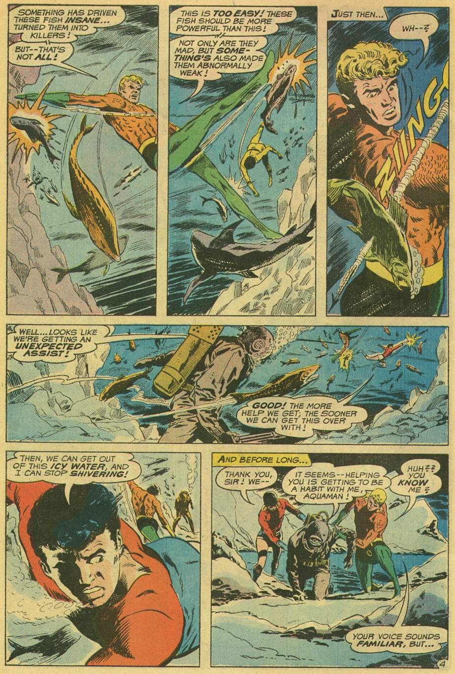 Aquaman (1962) Issue #49 #49 - English 6