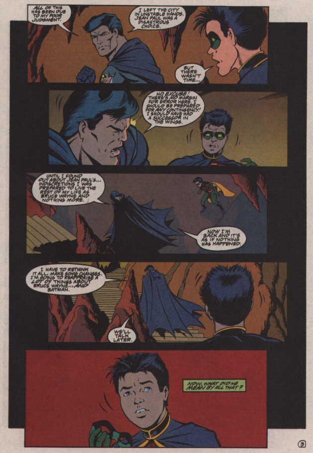 Batman: Knightfall #Aftermath_-_1 #98 - English 4