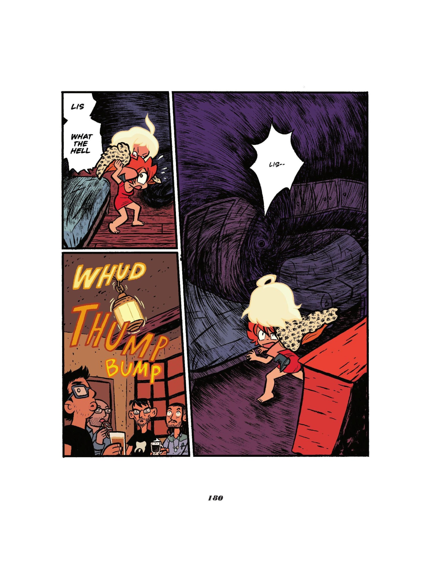 Read online Seconds comic -  Issue # Full - 181