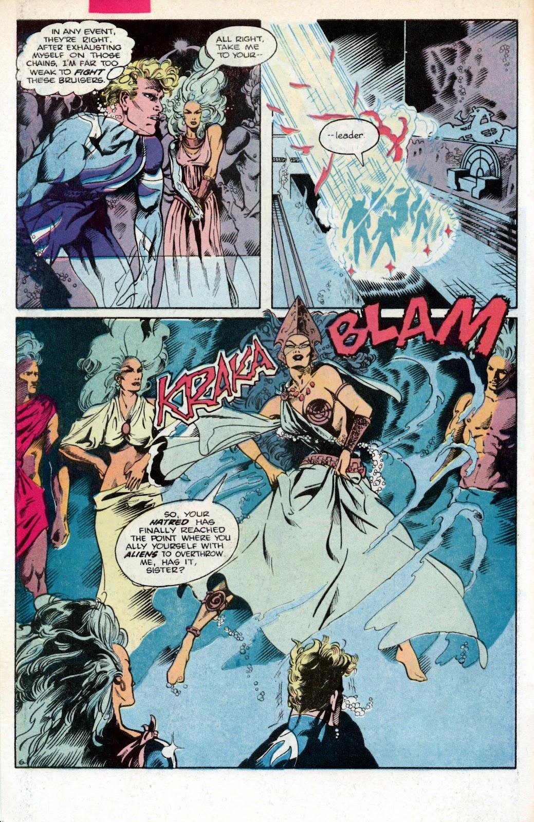 Aquaman (1986) Issue #2 #2 - English 10