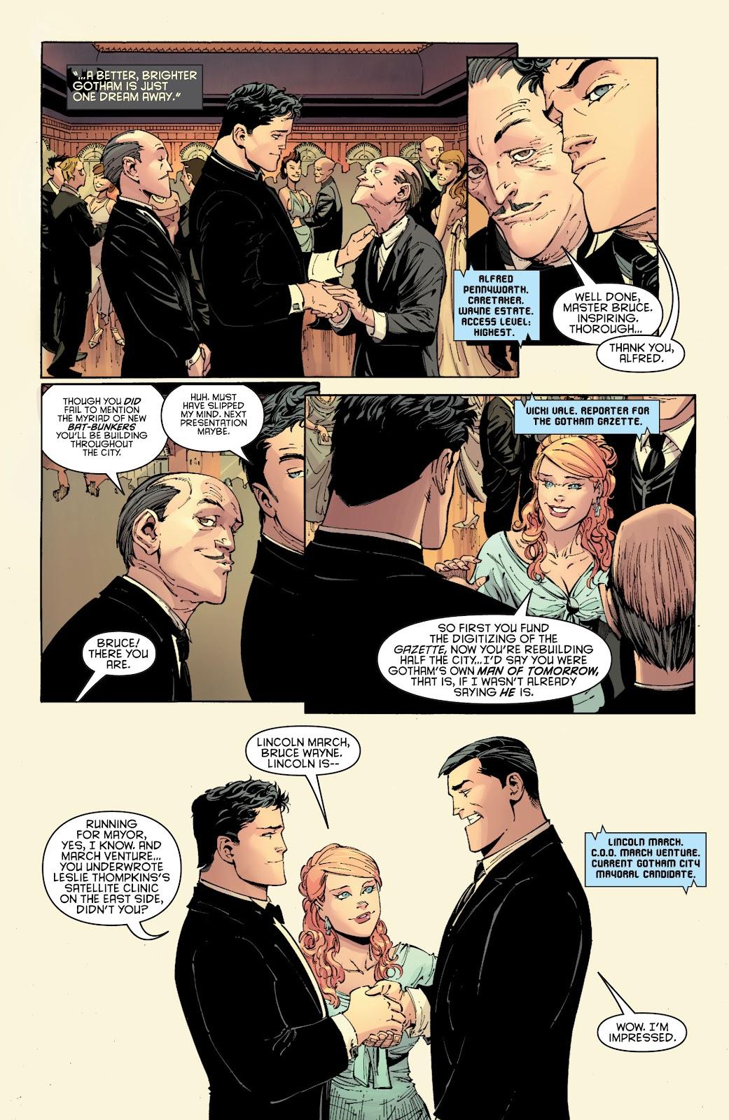 Batman (2011) Issue #1 #16 - English 16