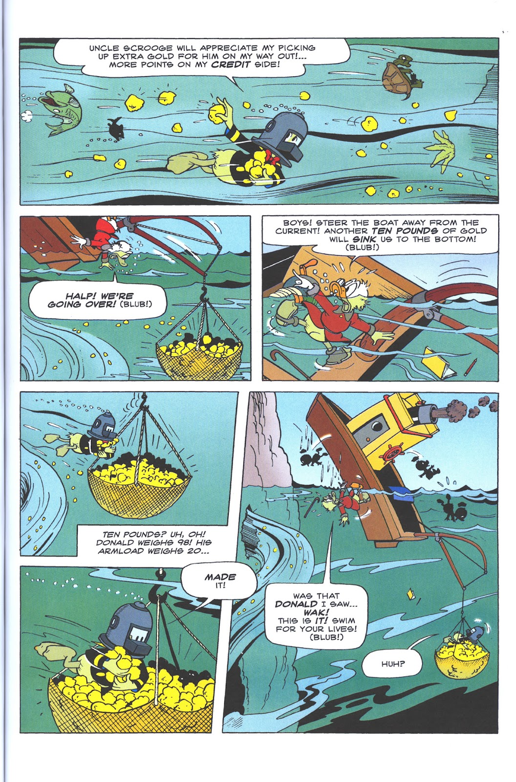 Uncle Scrooge (1953) Issue #369 #369 - English 41