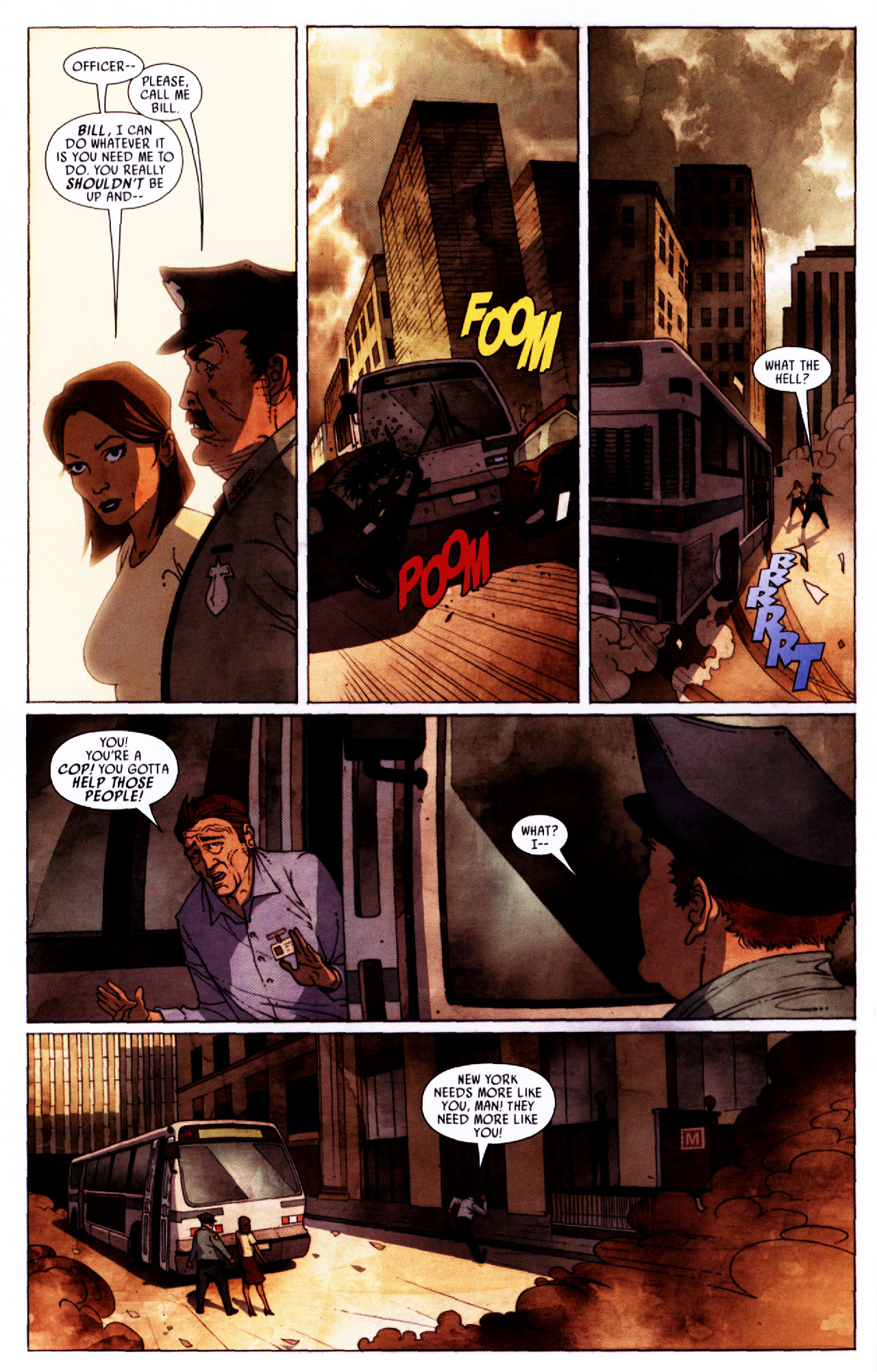 Read online Secret Invasion: Front Line comic -  Issue #2 - 18