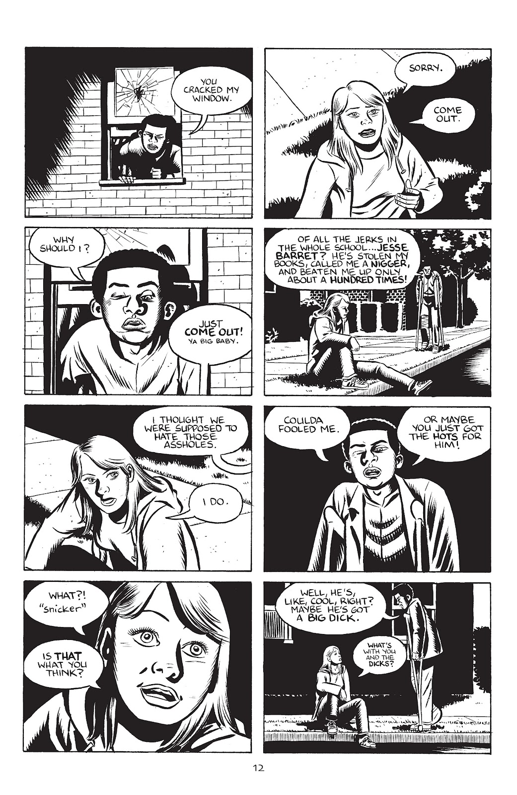 Stray Bullets Issue #33 #33 - English 14