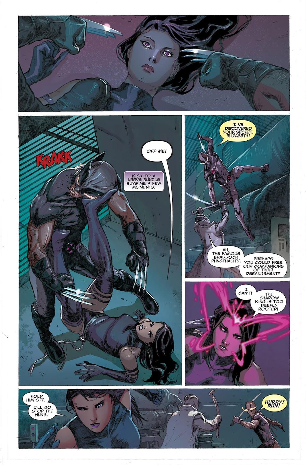 Uncanny X-Force (2010) Issue #8 #9 - English 18