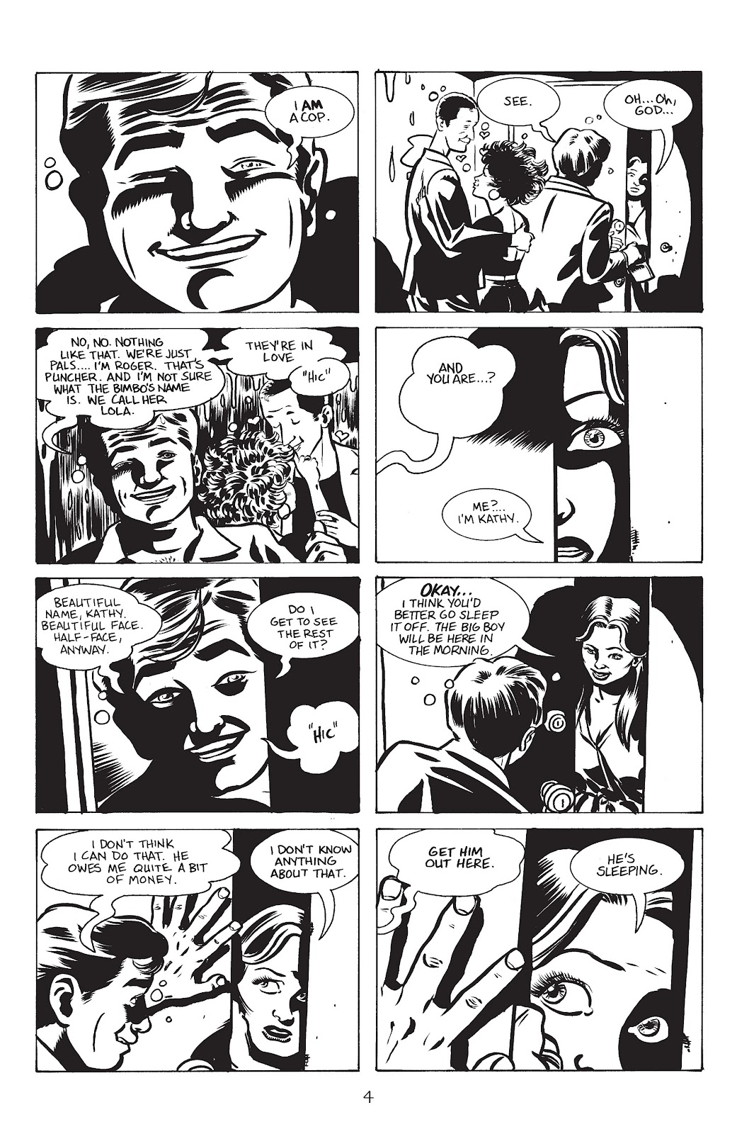 Stray Bullets Issue #17 #17 - English 6