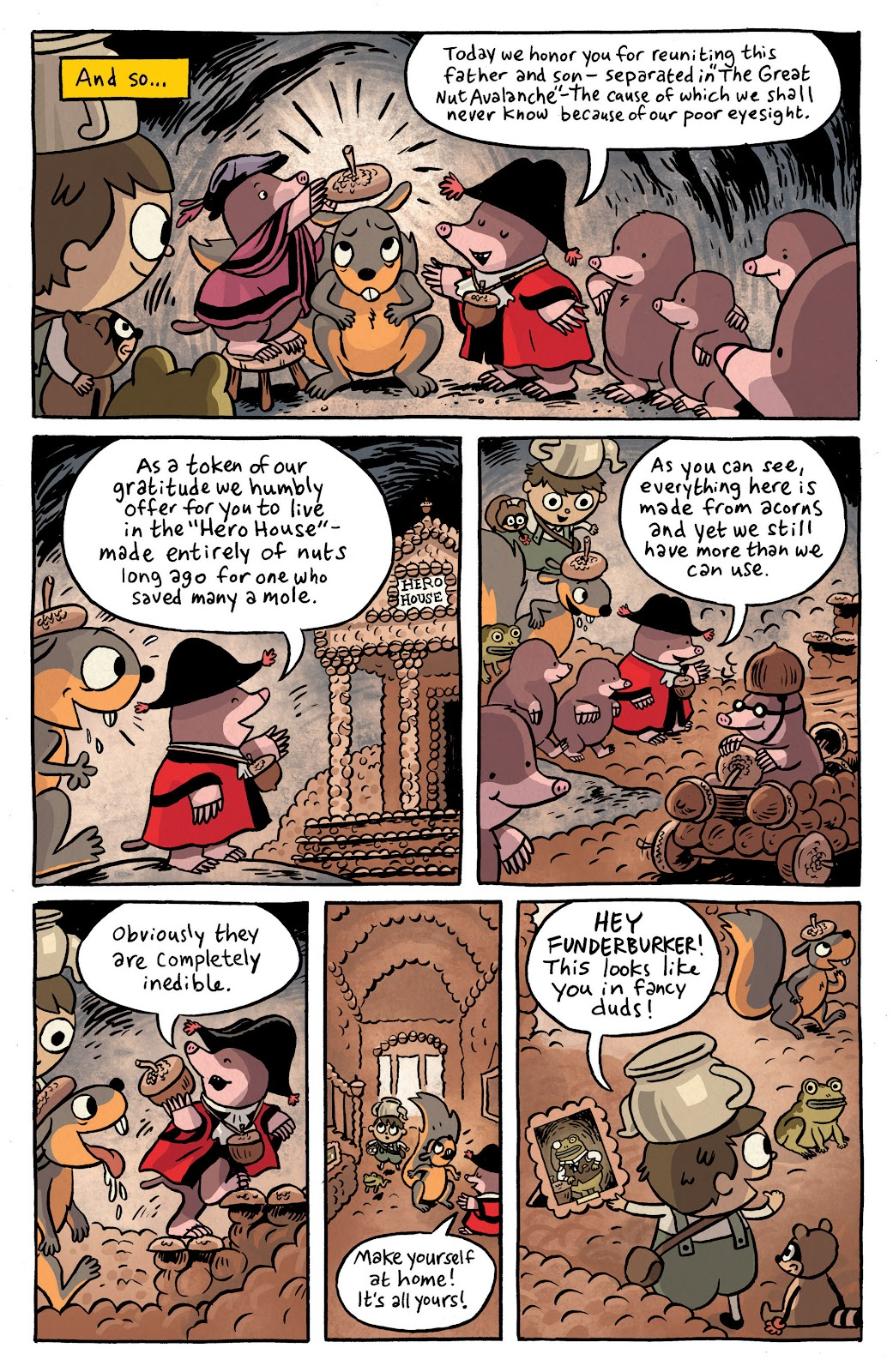 Over the Garden Wall (2016) Issue #2 #2 - English 11