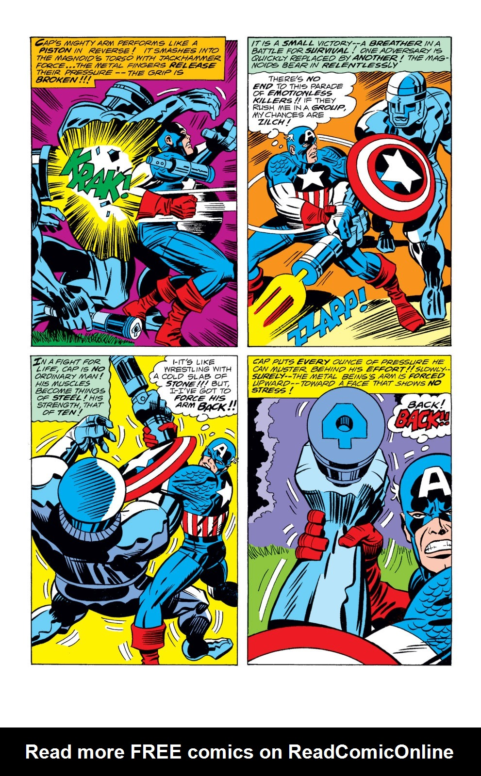 Captain America (1968) _Annual 3 #3 - English 20