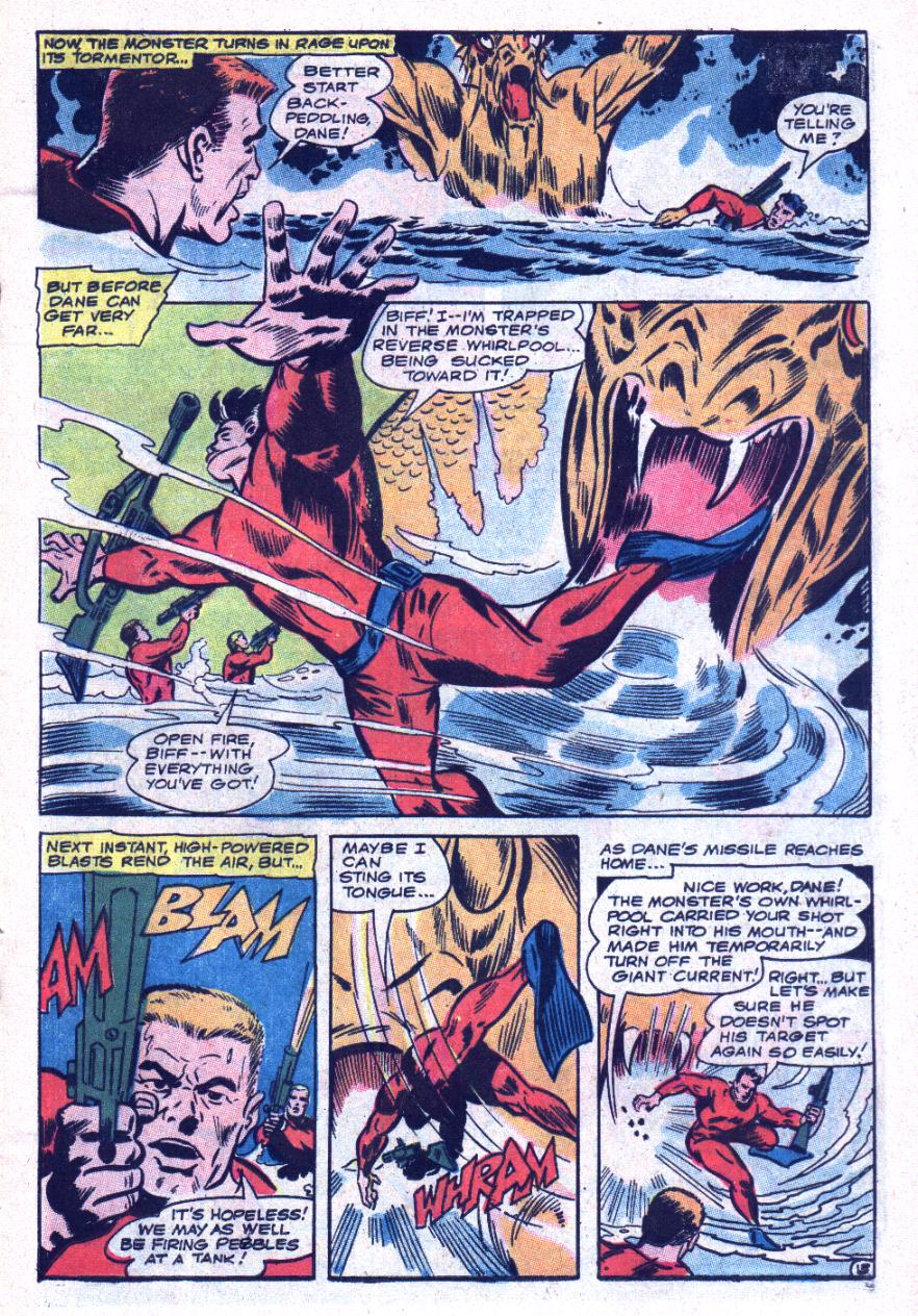 Read online Sea Devils comic -  Issue #34 - 20