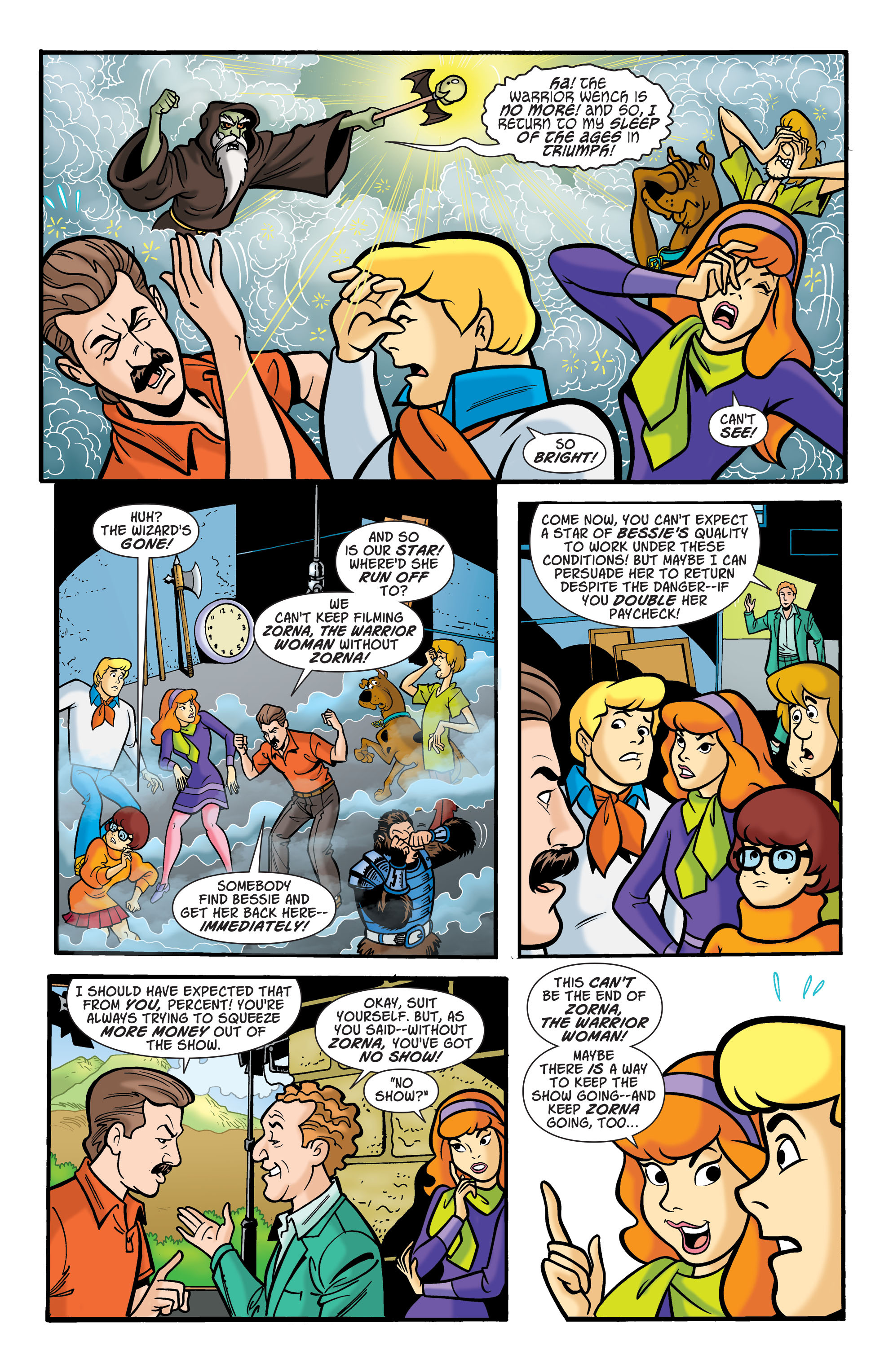 Read online Scooby-Doo: Where Are You? comic -  Issue #75 - 7