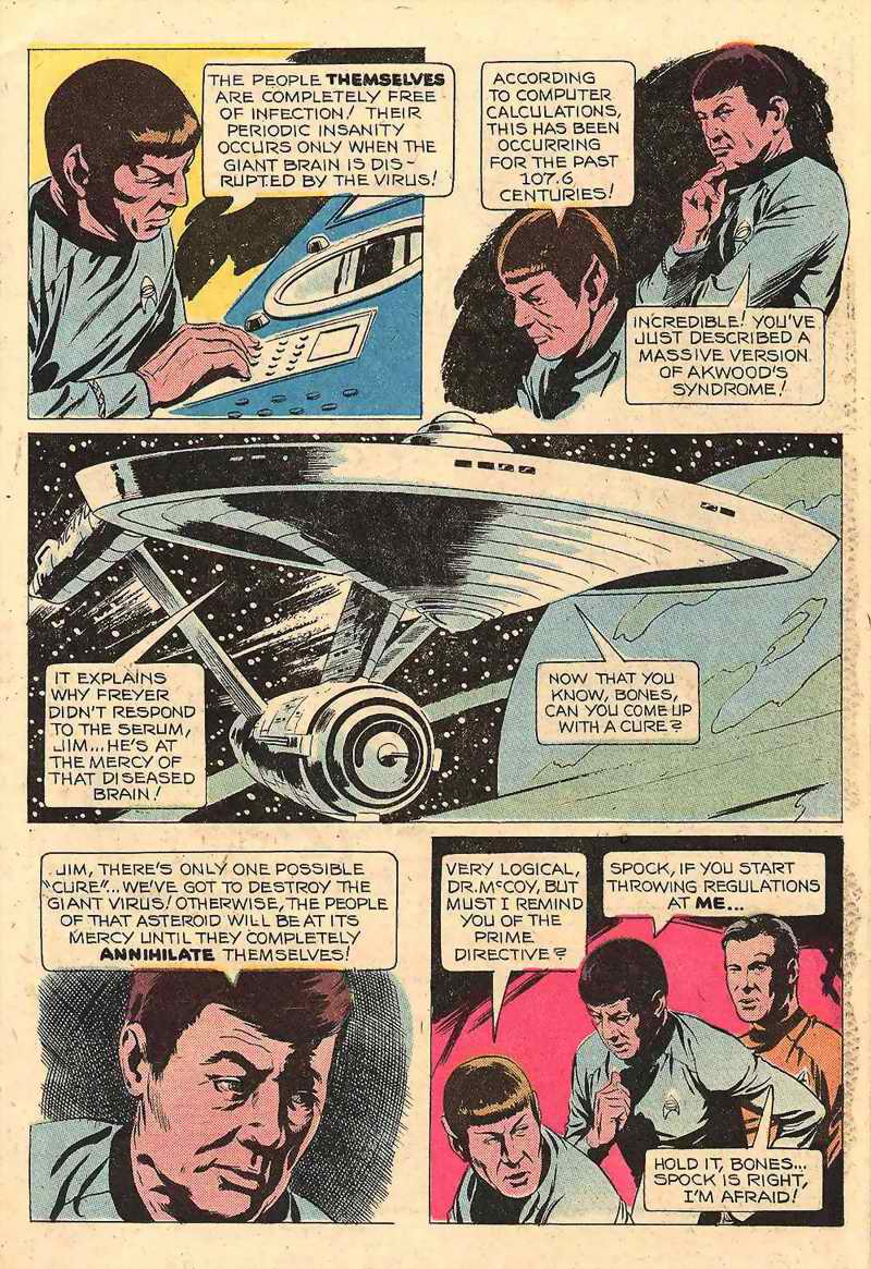 Star Trek (1967) #58 #58 - English 15
