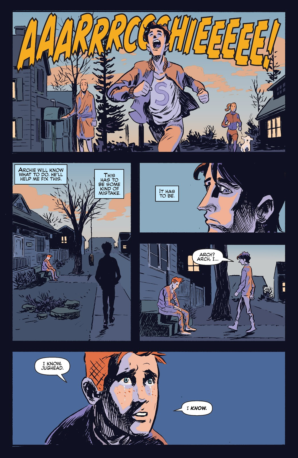 Jughead The Hunger Issue #0 #1 - English 22