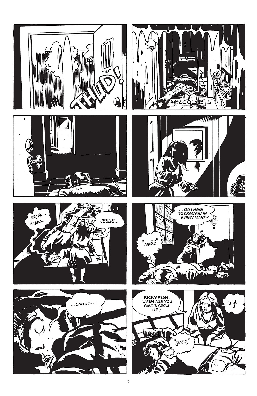 Stray Bullets Issue #17 #17 - English 4