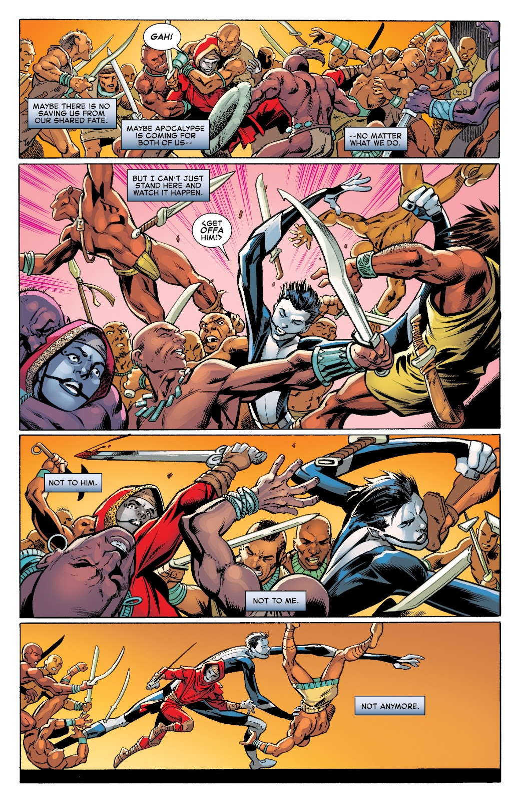All-New X-Men (2016) Issue #10 #12 - English 21