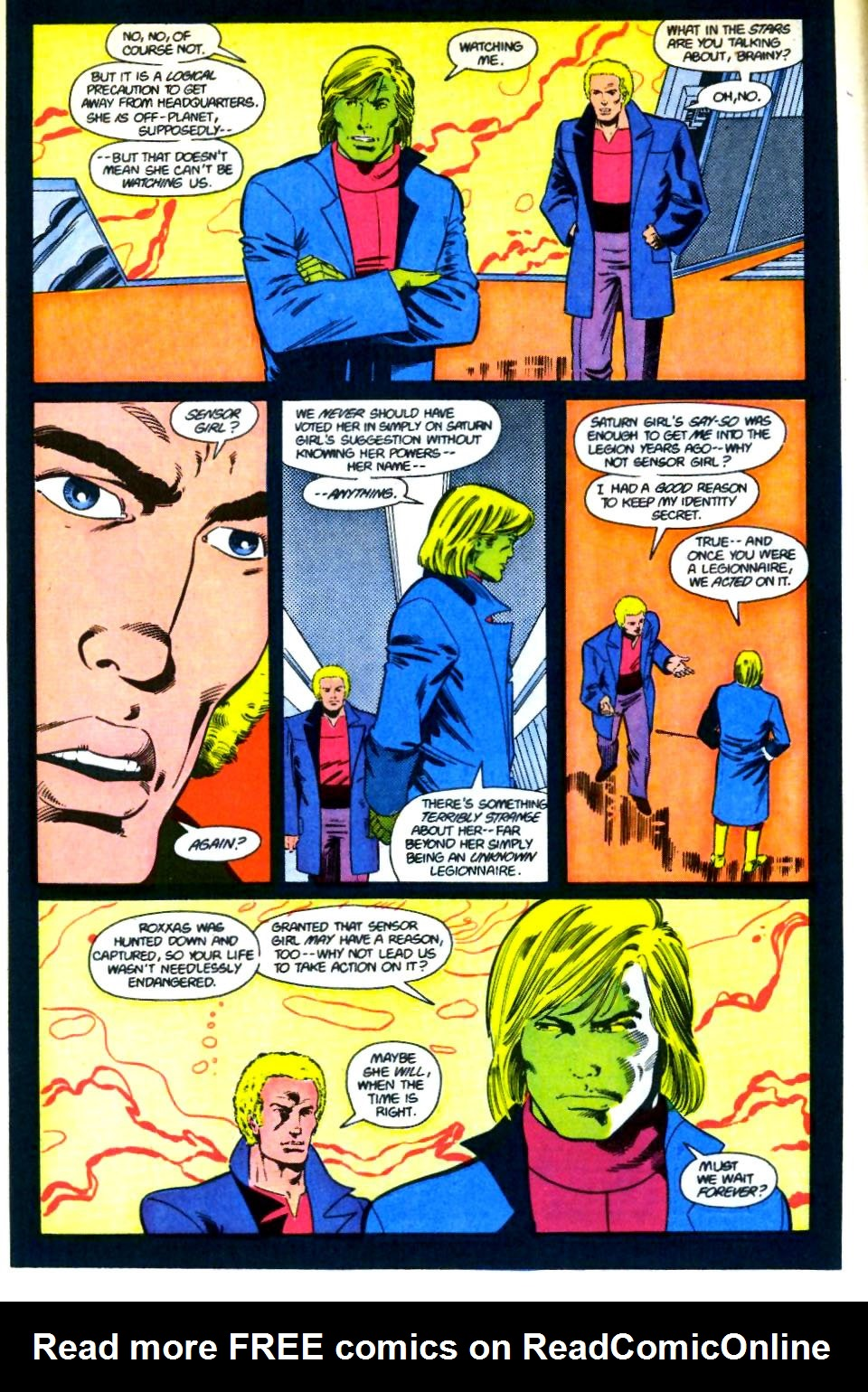Tales of the Legion Issue #346 #33 - English 3
