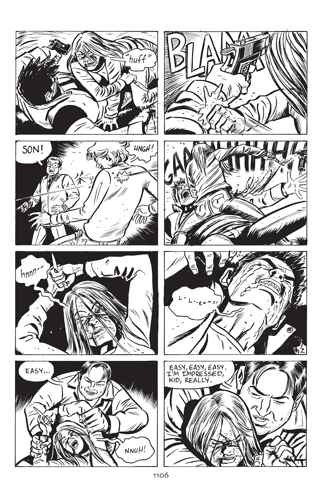 Stray Bullets Issue #41 #41 - English 30