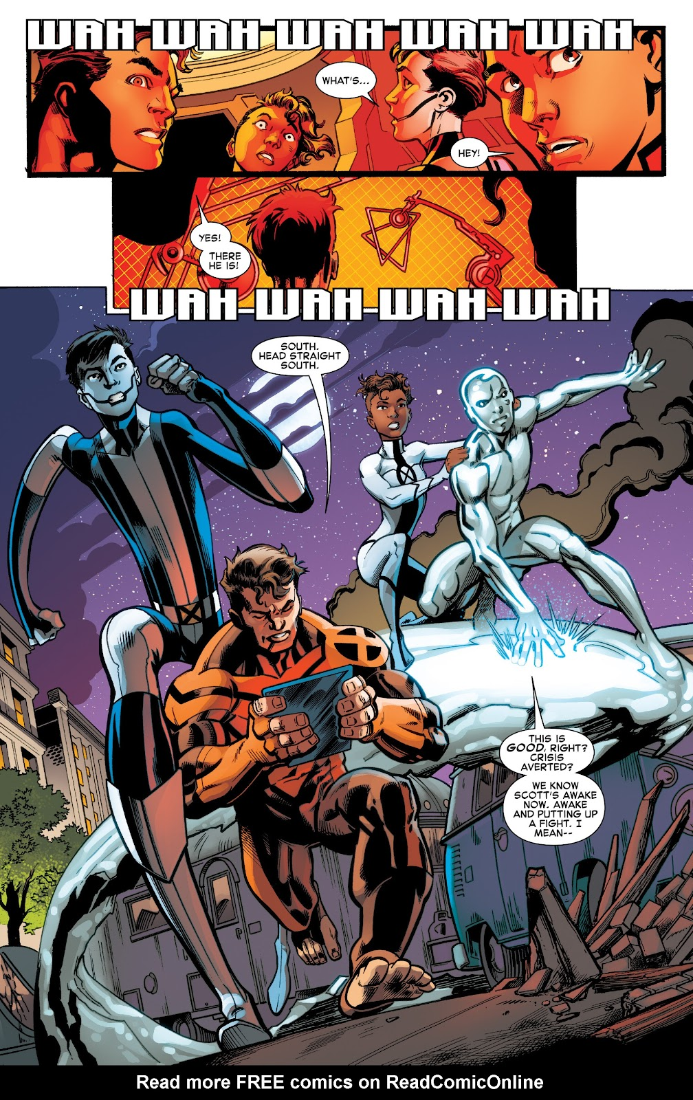 All-New X-Men (2016) Issue #7 #9 - English 11
