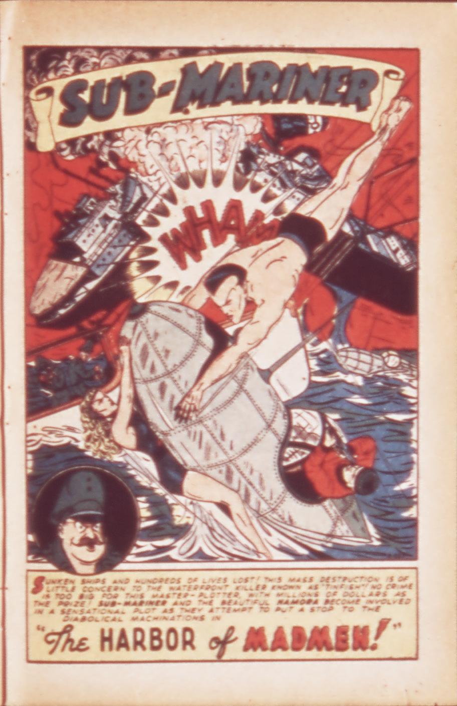 Sub-Mariner Comics #24 #24 - English 17