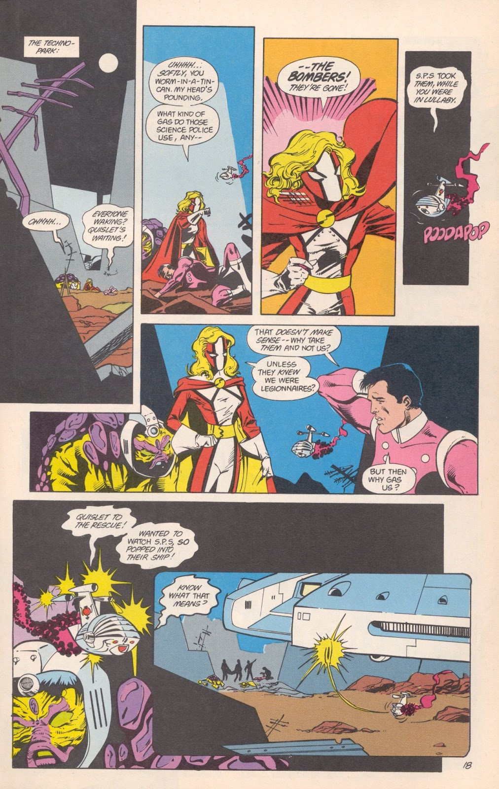 Tales of the Legion Issue #341 #28 - English 19