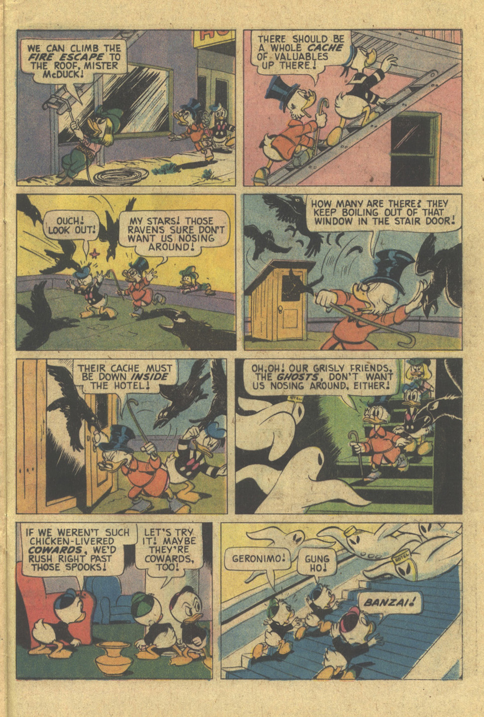Uncle Scrooge (1953) Issue #56 #56 - English 20