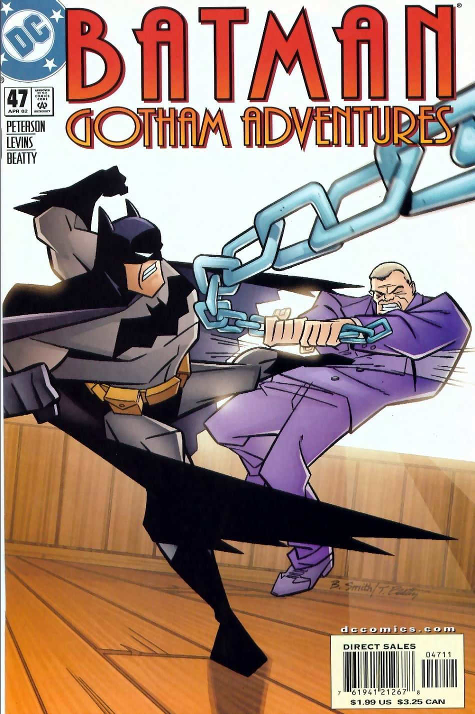 Batman: Gotham Adventures 47 Page 1