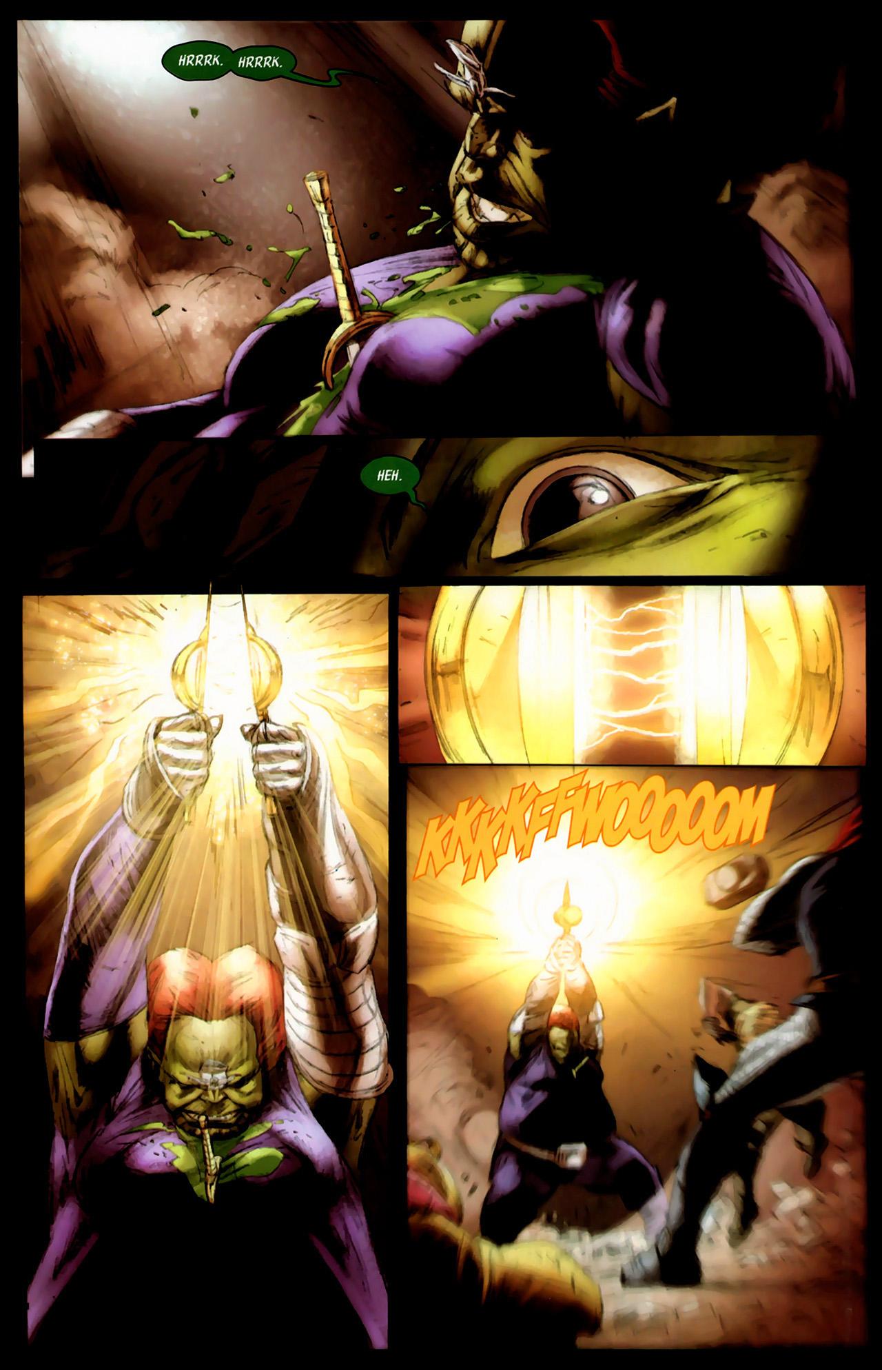 Read online Secret Invasion: Thor comic -  Issue #3 - 11