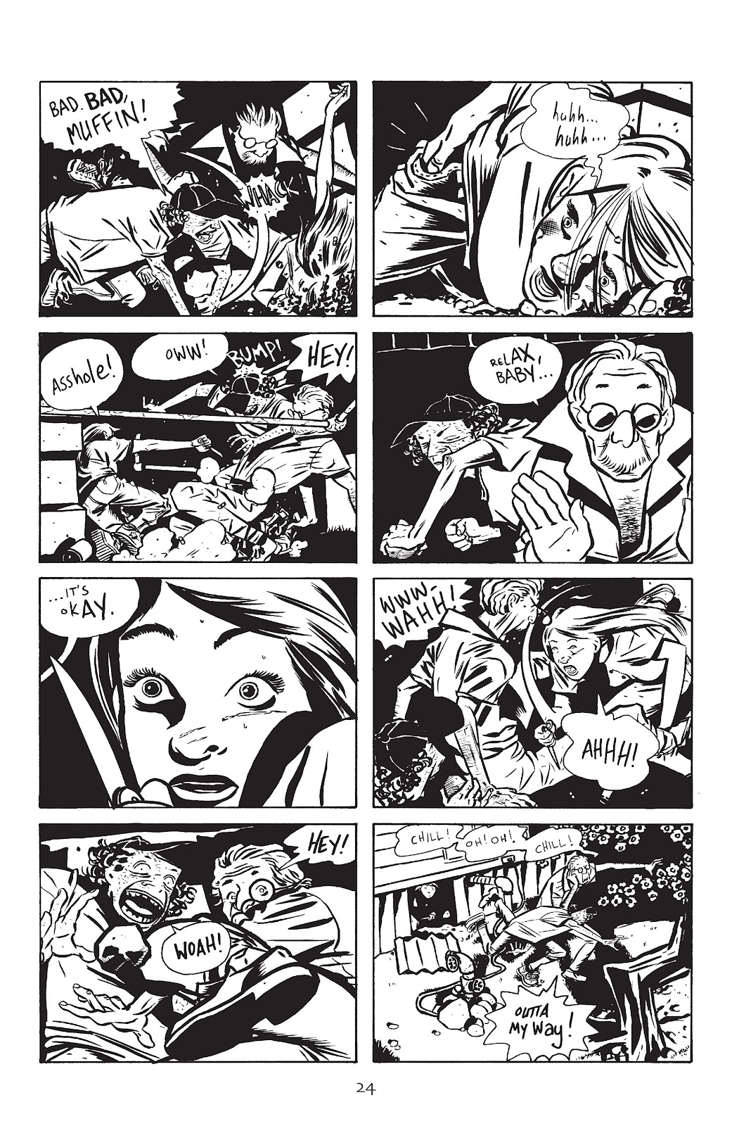 Stray Bullets Issue #13 #13 - English 26