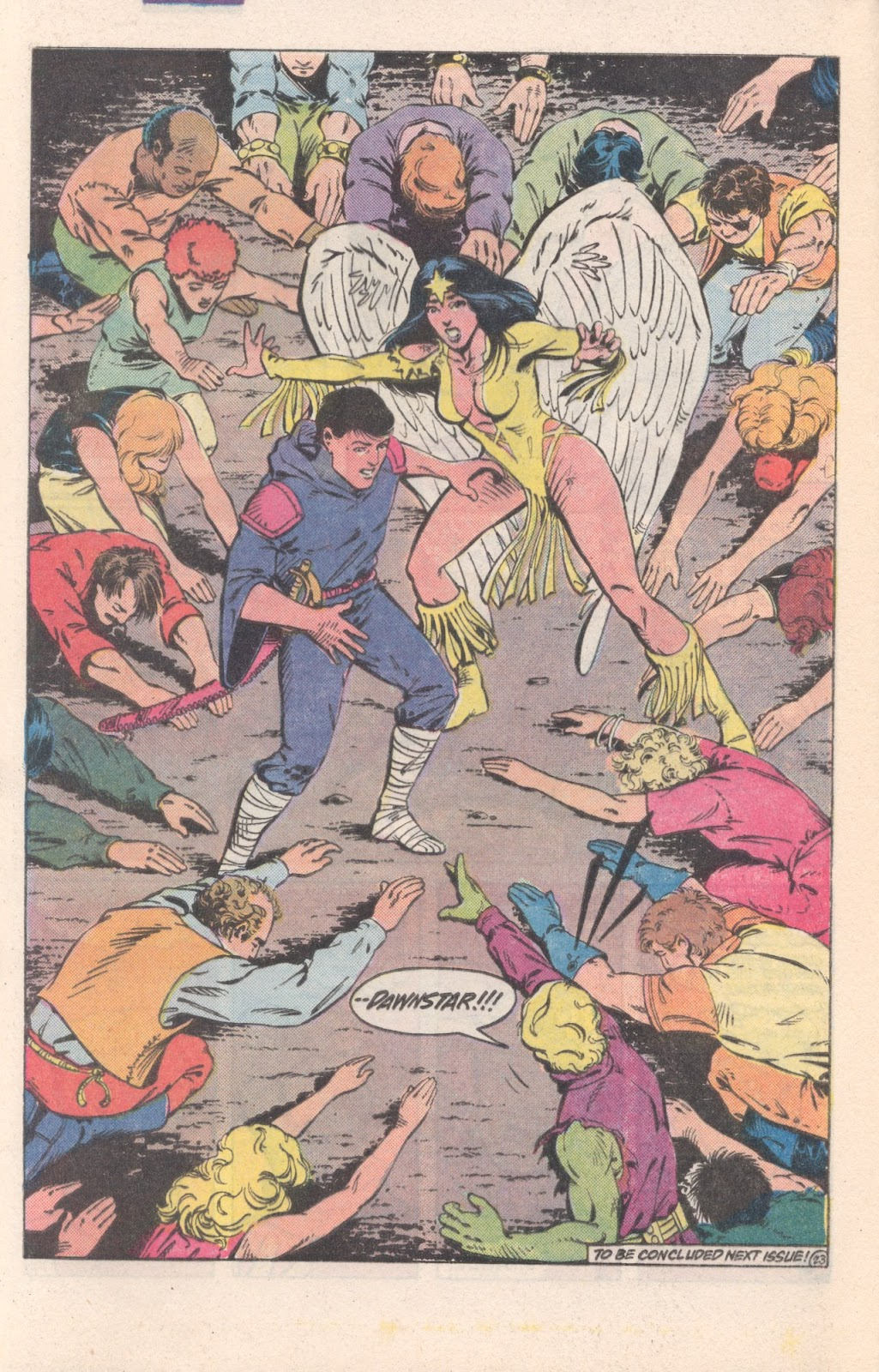 Tales of the Legion Issue #322 #9 - English 24