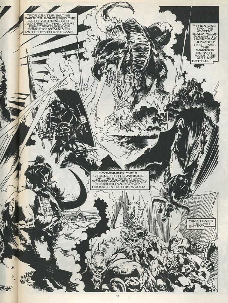 The Savage Sword Of Conan Issue #175 #176 - English 17