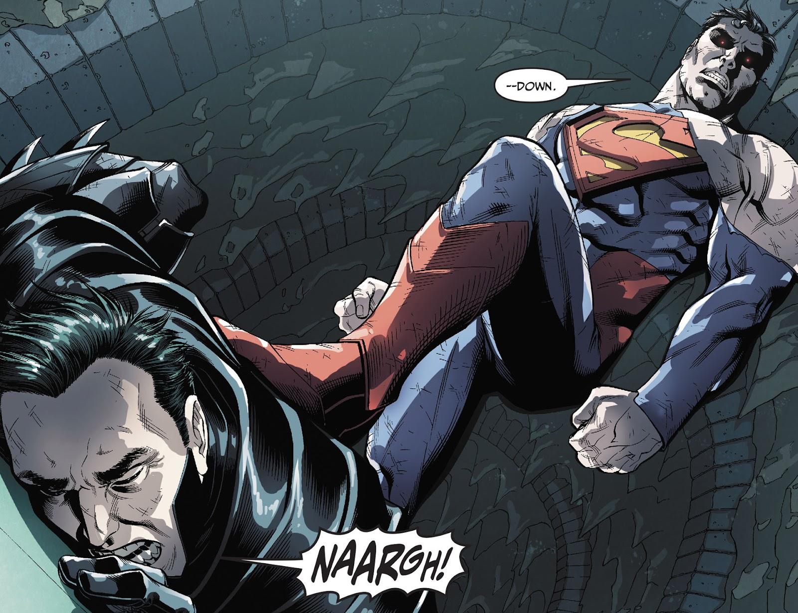 Injustice: Gods Among Us [I] Issue #36 #37 - English 6