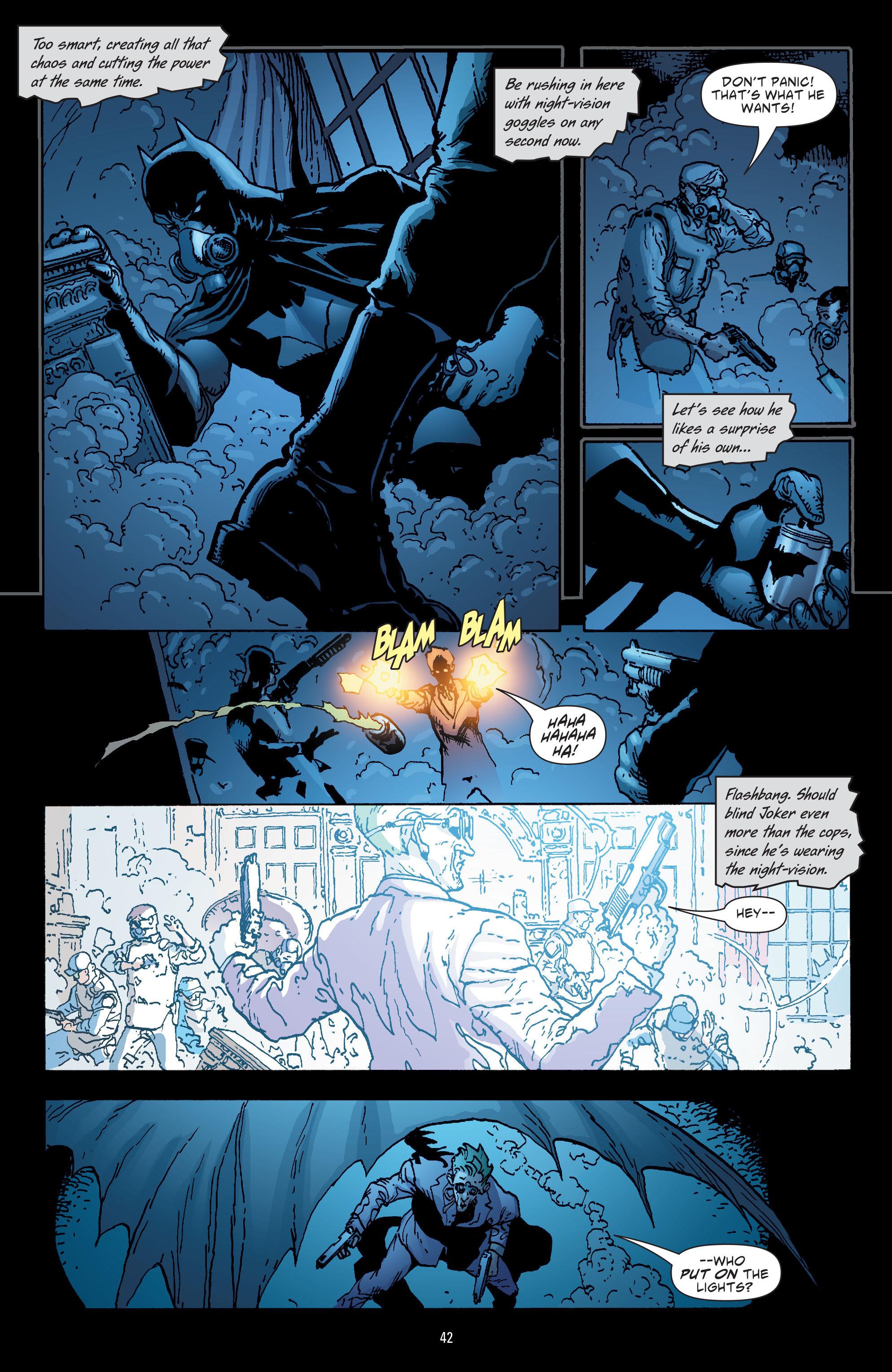 Batman: The Man Who Laughs chap 1 pic 43