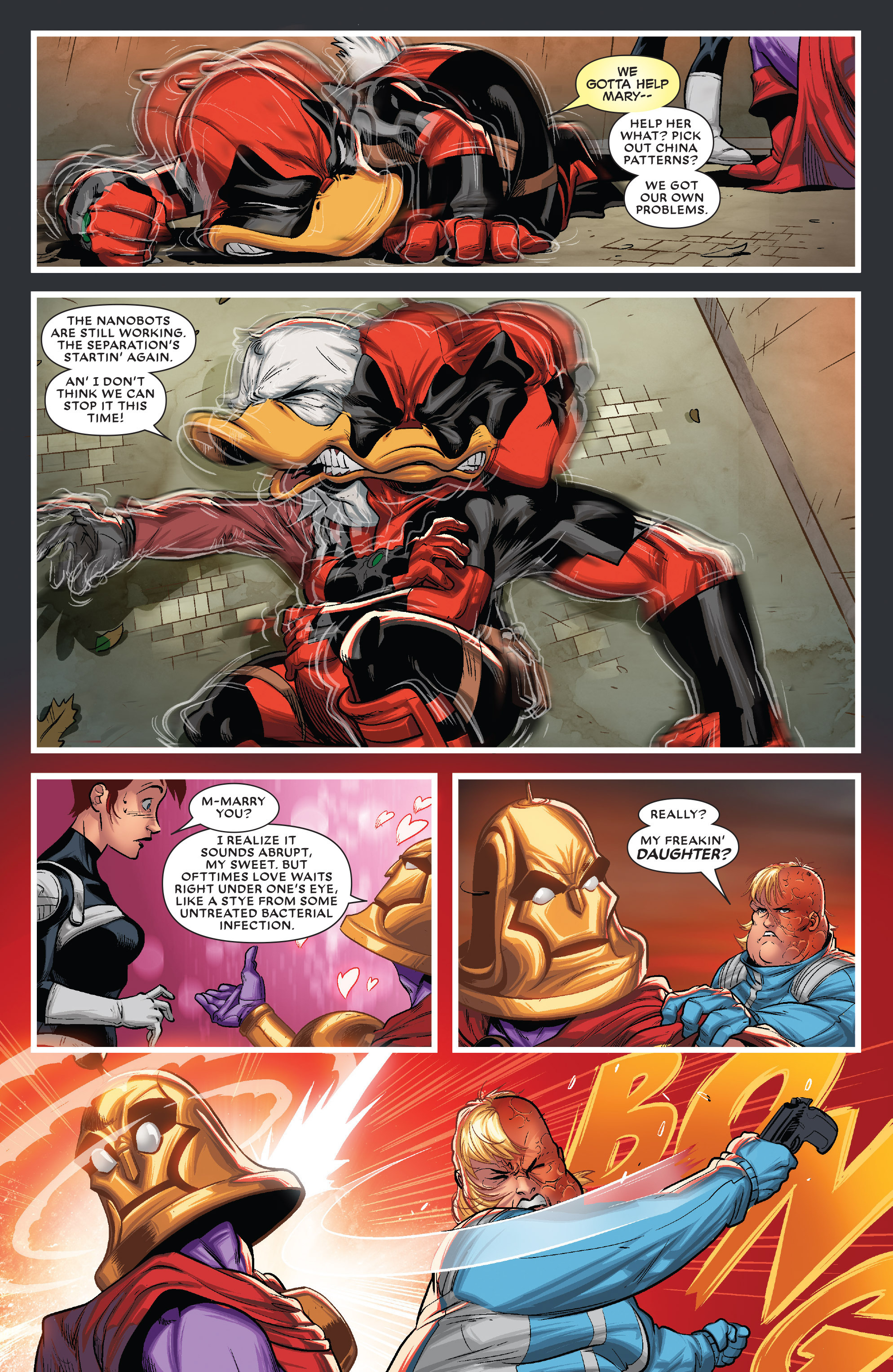 Read online Deadpool The Duck comic -  Issue #5 - 16