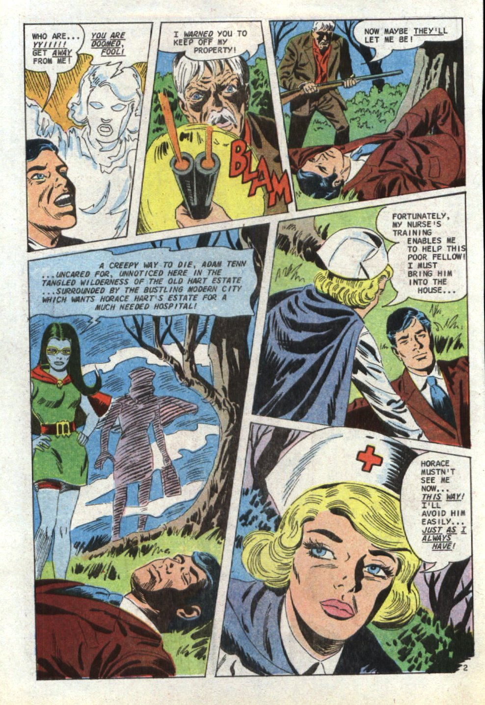 Read online Scary Tales comic -  Issue #44 - 24