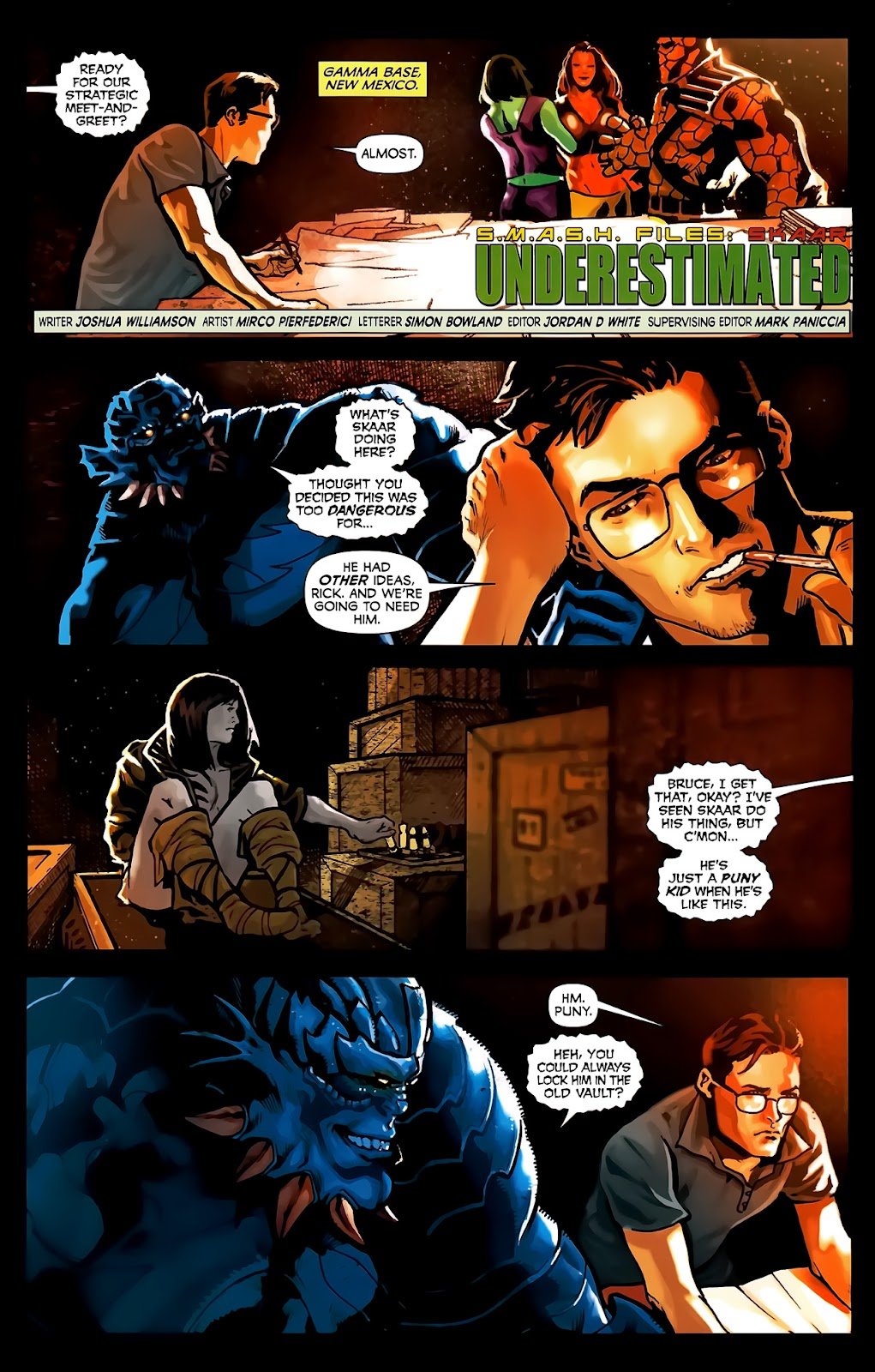 Incredible Hulks (2010) Issue #614 #4 - English 22
