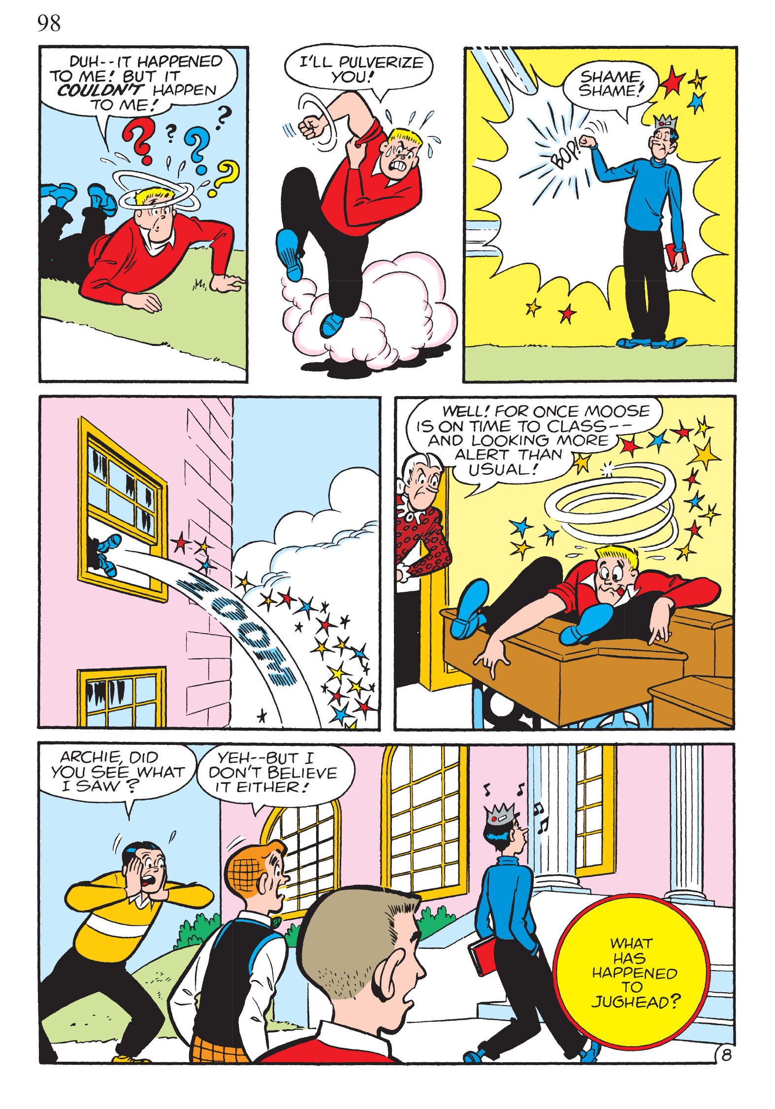 Read online The Best of Archie Comics comic -  Issue # TPB 2 (Part 1) - 100