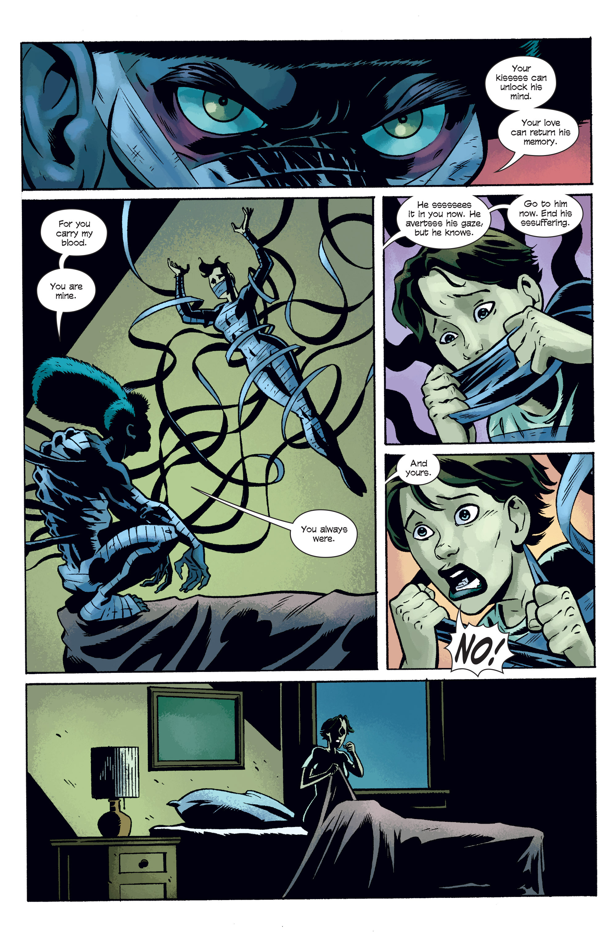 Read online The Anchor comic -  Issue # TPB 2 - 20